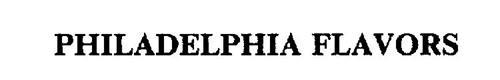 PHILADELPHIA FLAVORS