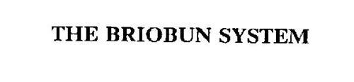 THE BRIOBUN SYSTEM