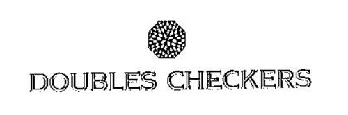 DOUBLES CHECKERS