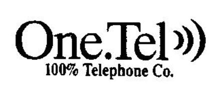 ONE.TEL 100% TELEPHONE CO.