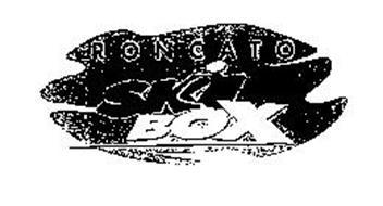 RONCATO SKI BOX