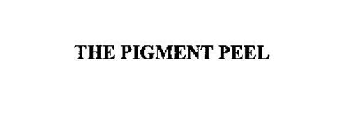 THE PIGMENT PEEL