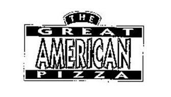 THE GREAT AMERICAN PIZZA