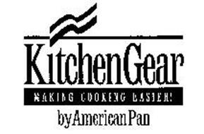 KITCHENGEAR MAKING COOKING EASIER! BY AMERICAN PAN