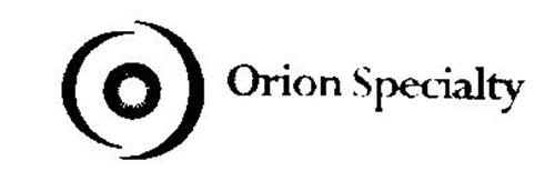 ORION SPECIALTY