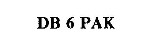 DB 6 PAK