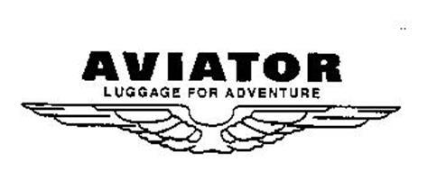 AVIATOR LUGGAGE FOR ADVENTURE