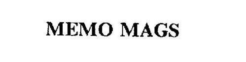MEMO MAGS