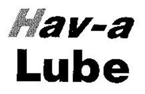 HAV-A LUBE