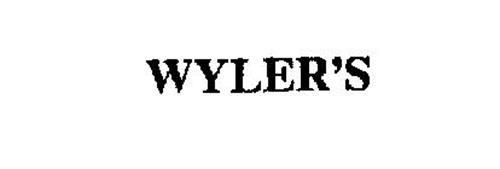 WYLER'S