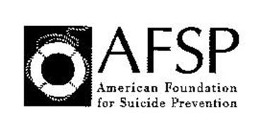 AFSP AMERICAN FOUNDATION FOR SUICIDE PREVENTION