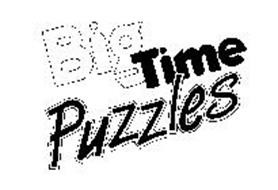 BIG TIME PUZZLES