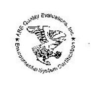 ABS QUALITY EVALUATIONS, INC. ENVIROMENTAL SYSTEM CERTIFICATION