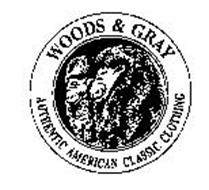 WOODS & GRAY AUTHENTIC AMERICAN CLASSICCLOTHING