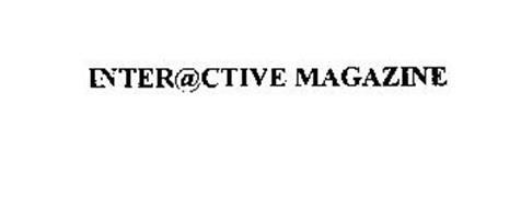 INTER@CTIVE MAGAZINE