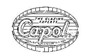 THE GLAZING EXPERTS CAPOL CAPOLEX CAPOLAN FIX GUM