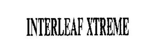 INTERLEAF XTREME