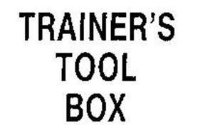TRAINER'S TOOL BOX