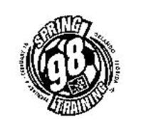 ORLANDO FLORIDA FEBRUARY 6-FEBRUARY 16 AND SPRING TRAINING 98