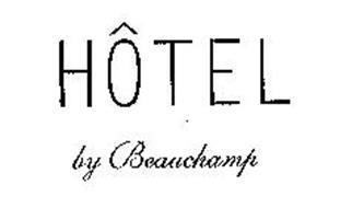HOTEL BY BEAUCHAMP