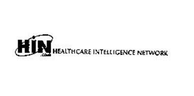 HIN HEALTHCARE INTELLIGENCE NETWORK .COM