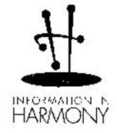 INFORMATION IN HARMONY