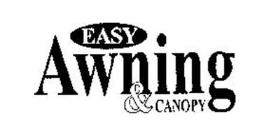 EASY AWNING & CANOPY