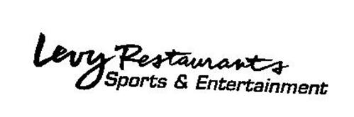 LEVY RESTAURANTS SPORTS & ENTERTAINMENT