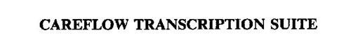 CAREFLOW TRANSCRIPTION SUITE