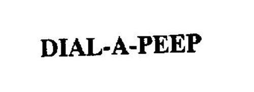 DIAL-A-PEEP