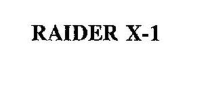 RAIDER X-1
