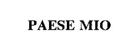 PAESE MIO