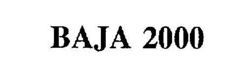 BAJA 2000