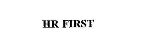 HR FIRST