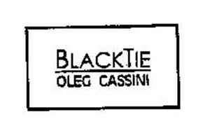 BLACKTIE OLEG CASSINI
