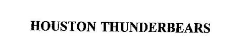 HOUSTON THUNDERBEARS