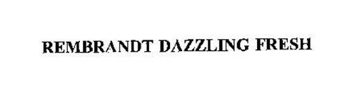 REMBRANDT DAZZLING FRESH