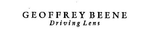 GEOFFREY BEENE DRIVING LENS
