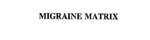 MIGRAINE MATRIX