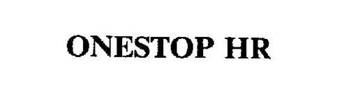 ONESTOP HR