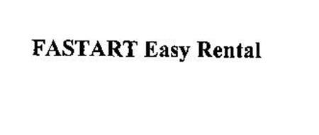 FASTART EASY RENTAL