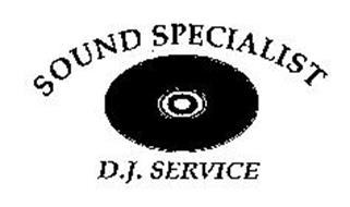 SOUND SPECIALIST D.J. SERVICE
