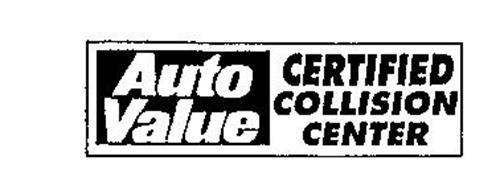 AUTO VALUE CERTIFIED COLLISION CENTER