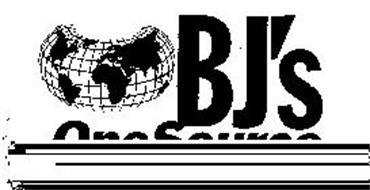 BJ'S ONESOURCE