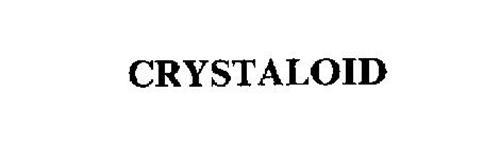 CRYSTALOID