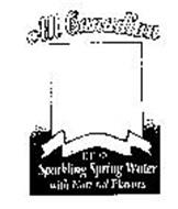 ALL CANADIAN SPARKLING SPRING WATER WITH NATURAL FLAVORS