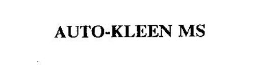 AUTO-KLEEN MS