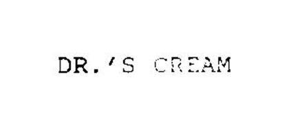 DR.'S CREAM