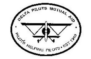 DELTA PILOTS MUTUAL AID PILOTS HELPING PILOTS EST 1943
