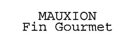 MAUXION FIN GOURMET